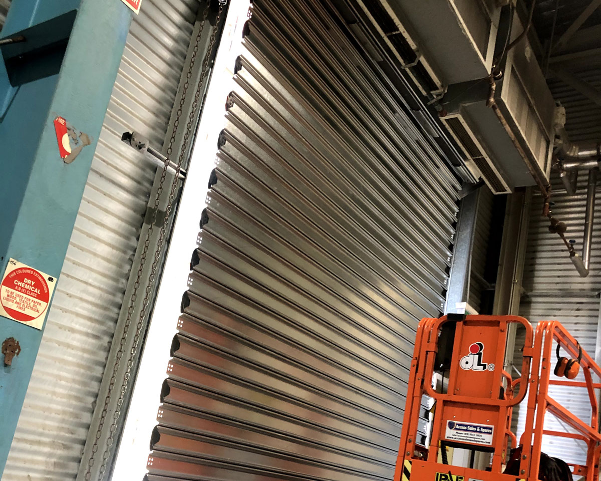 Factory and Warehouse Roller Doors Melbourne
